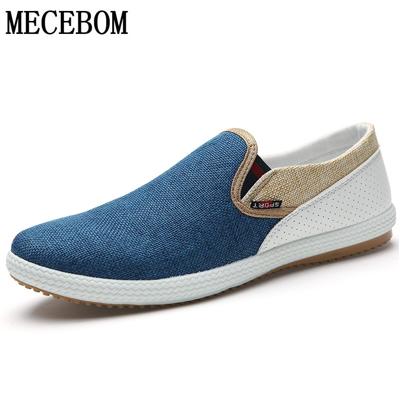 2016 Summer Style Fashion  Canvas Casual chaussure homme Sneake Zapatos Hombre slip on walking Loafers  Flats sales men Shoes 2016 new fashion comfortable casual walking loafers flats chaussure homme zapatillas hombre sales canvas tenis slip on men shoes