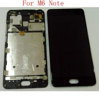Highbirdfly For Meizu M6 Note M721H M721Q Lcd Screen Display With Touch Glass Digitizer Assembly 5.5