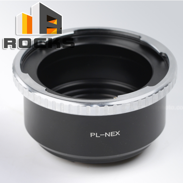 Pixco Lens Mount Adapter Suit For ARRI Arriflex PL Lens to Sony E Mount Camera NEX A5100 A6000 A5000 A3000 5T 3N 6 5R цена