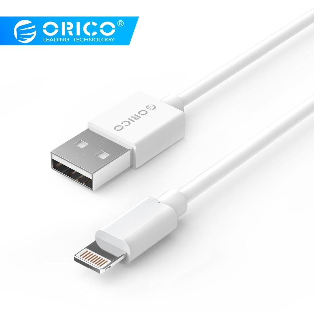 Handys & Telekommunikation Orico Usb Kabel Für Iphone Beleuchtung Zu Usb Kabel Lade Usb Kabel Sync Für Iphone 6 7 8 1 M Daten Kabel