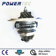 Núcleo cartucho de turbo GT2556S equilibrada CHRA turbocompresor Para Perkins Traktor 1104 82HP 2003-711736 711736-0024 2674A224