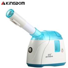Ozone Face Sprayer Ionic vaporizer Beauty Salon Skin Care Facial Steamer Whitening Moisturizing Exfoliating herbal vaporizer
