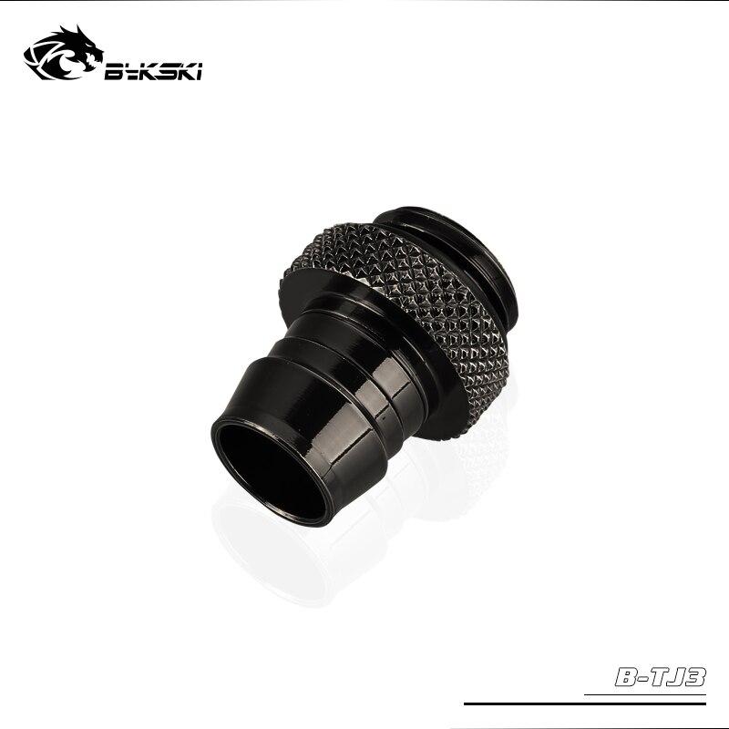 BYKSKI remplissage liquide raccord utilisation pour 9.5*12.7mm/10*16mm Tube souple G1/4 ''ordinateur accessoires raccord 3/8 main serrer raccord