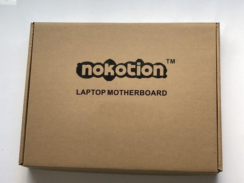 NOKOTION Mainboard VAWGA GB LA-9912P Rev 1.0 for lenovo ideapad G505 15 laptop motherboard DDR3