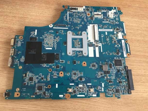 Conectar com Motherboard Conectar Bordo Testado Pelo Sistema Mbx-235