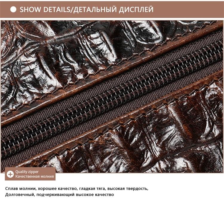 HTB1NXcnbbj1gK0jSZFOq6A7GpXa5 MVA Male briefcase/Bag men's genuine leather bag for men leather laptop bags office bags for men Crocodile Pattern handbag 5555