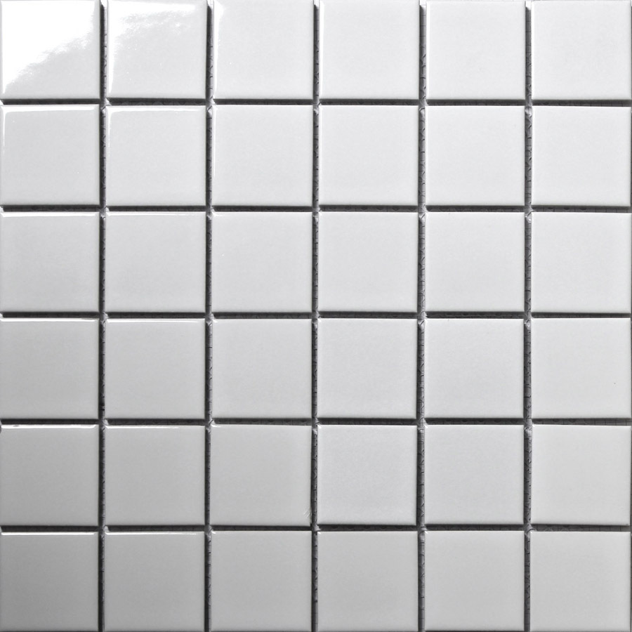 4848 white square ceramic mosaic tile kitchen backsplash tile 4848 white square ceramic mosaic tile kitchen backsplash tile bathroom swimming pool wall tiles shower background tile fashion on aliexpress alibaba dailygadgetfo Gallery