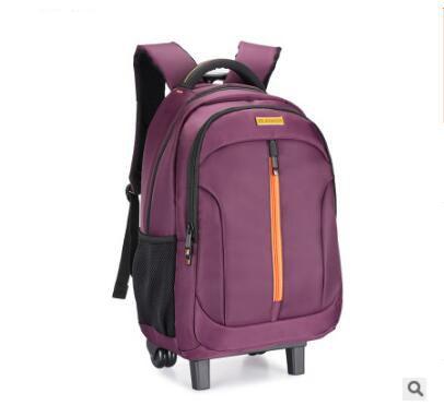 الرجال حقائب سفر على عجلات حقائب النساء mochilas على عجلات المتداول حقائب حقائب الأعمال-في حقائب السفر من حقائب وأمتعة على  مجموعة 2