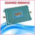 LCD Display GSM 900Mhz Mobile Phone GSM980 70db Signal Booster , GSM Signal Repeater , Cell Phone Amplifier 2015 WHOLESALE