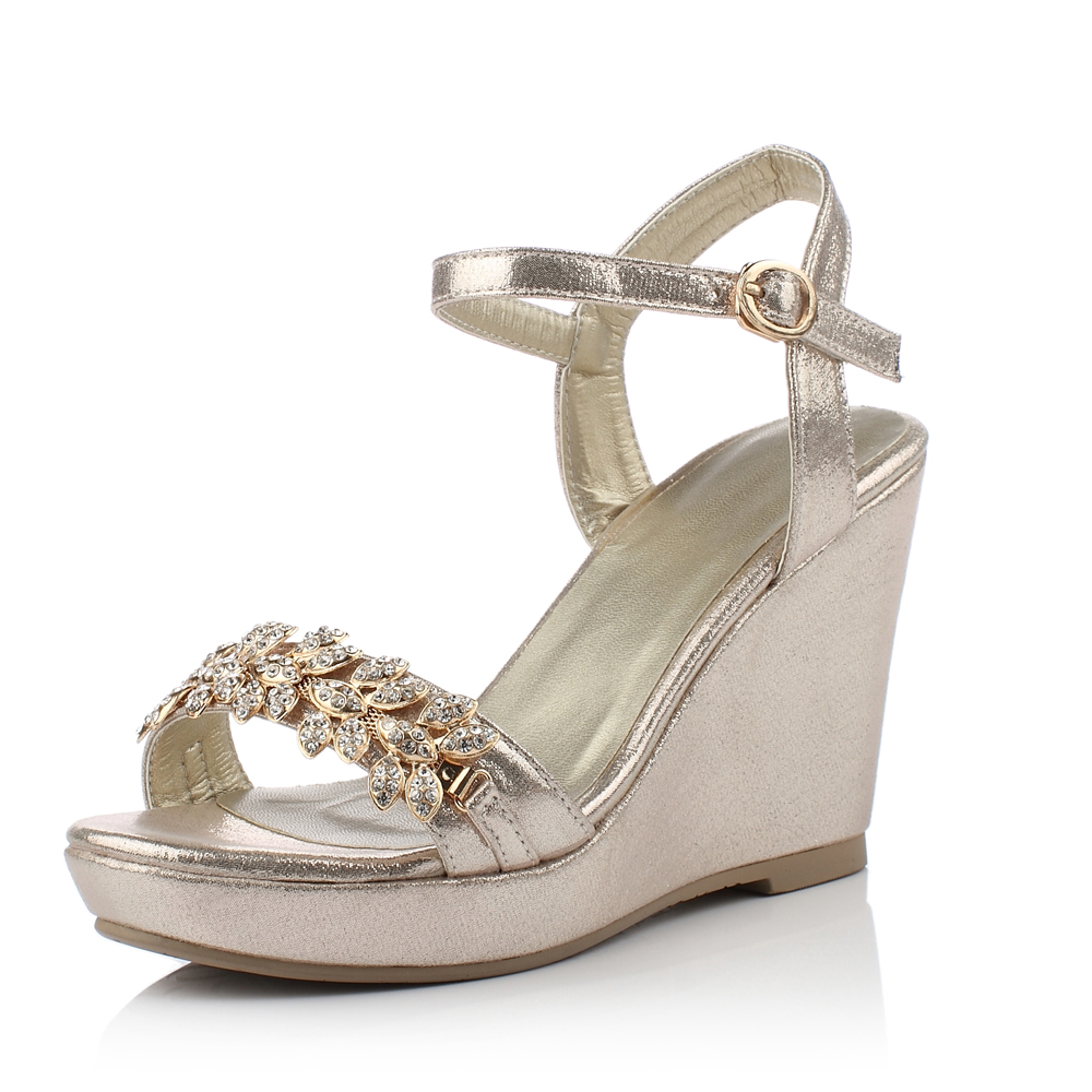 Online Buy Wholesale gold colored sandals from China gold colored ...