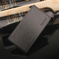 For Redmi Note 4X Phone Case Luxury Retro Vertical Flip PU Leather Wallet Cover For Xiaomi