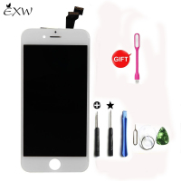 Free Shipping Lcd 4 7 Inch Display For Iphone 6 Quality AAA Touch Replacement Screen For