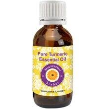 FRee Shipping Pure Turmeric Essential Oil Curcuma longa 100%