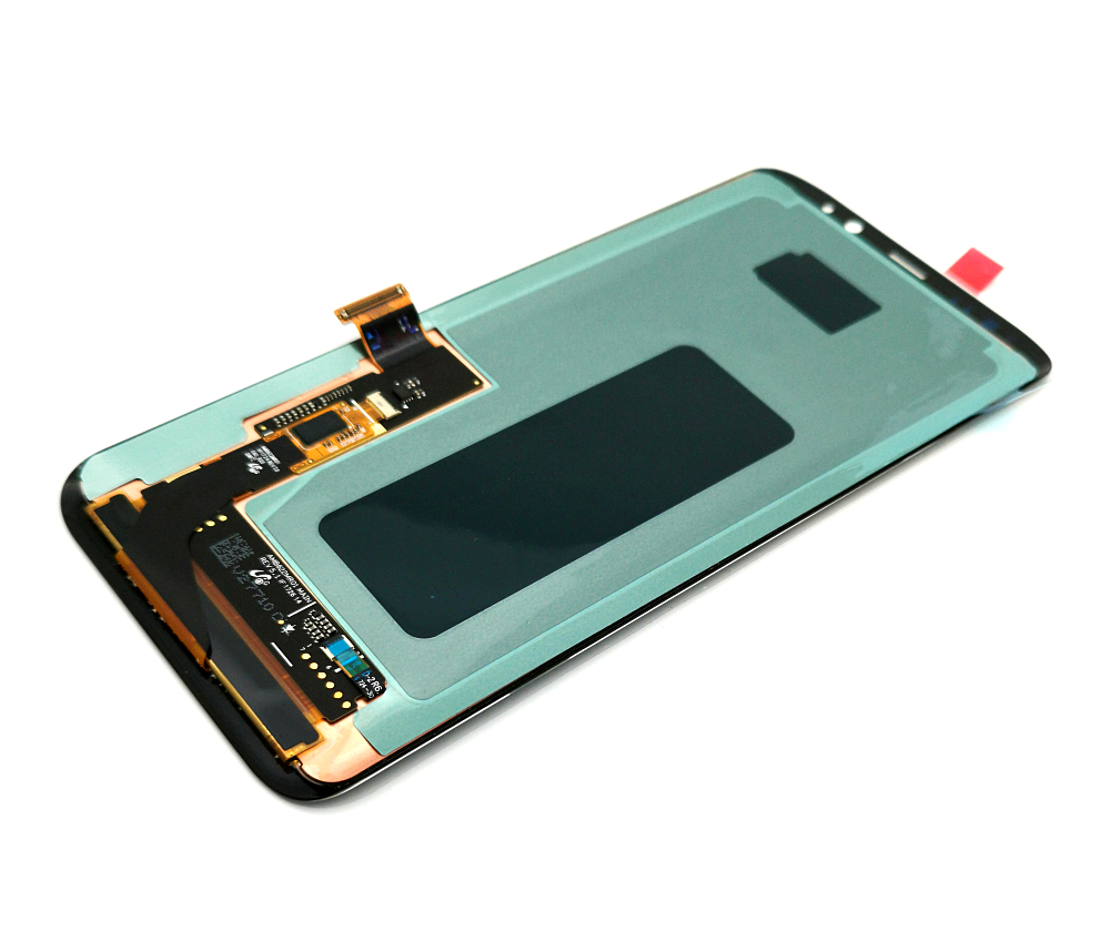 Super AMOLED For Samsung Galaxy Galaxy S8 G950 G950F Display S8 S8 Plus G955 G955F LCD Display Touch Screen Digitizer Assembly in Mobile Phone LCD Screens from Cellphones Telecommunications