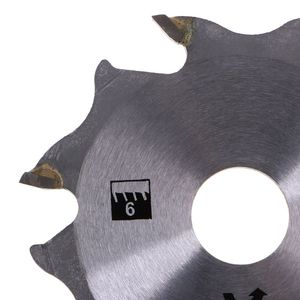 Image 4 - Angle Grinder Circular Saw Blade Woodworking Tenoning Machine Chain Wheel Wood Carving Disc