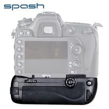Spash мульти-мощность Вертикальная Батарейная ручка для Nikon D7100 D7200 DSLR камера Замена MB-D15 работать с EN-EL15