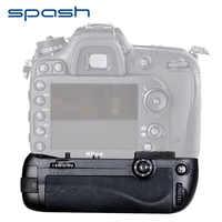 Poignée de batterie verticale multi-puissance spash pour Nikon D7100 D7200 MB-D15 de remplacement pour appareil photo reflex numérique fonctionne avec EN-EL15