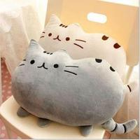 40 30cm 5 Kinds Of Style With Filling Decorative Pillows Cartoon Cat Cotton Pillow Sofa Office