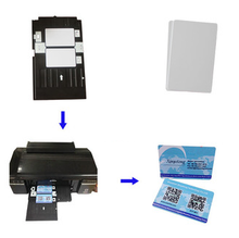 100PCS ID card 13.56MHZ RFID Card,printable directly