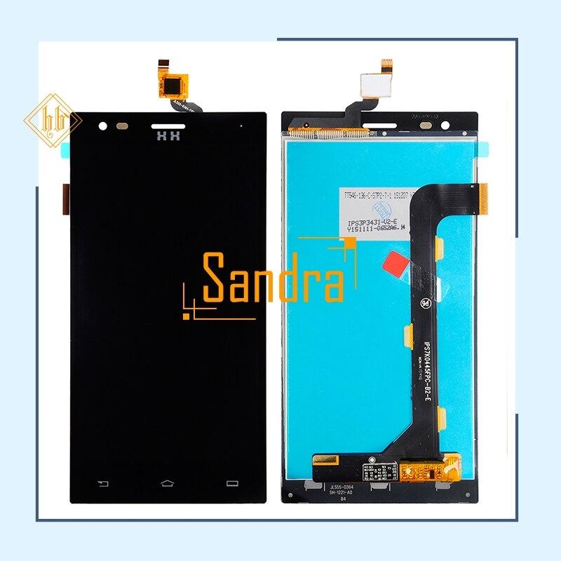 Nouvelle marque 1 pcs S616 LCD avec écran tactile Remplacement HH Pour Philips Xenium S616 Lcd Affichage Écran Tactile Livraison gratuite + Outils