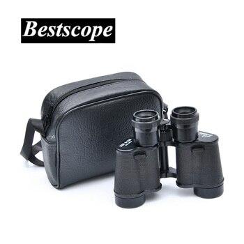 Russian Military Binoculars 8x30 Zoom HD Binoculars Telescope Waterproof Professional Spotting Scope Hunting Optics Бинокль