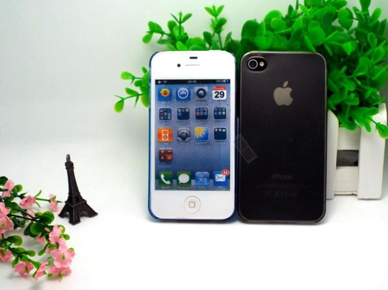 4 и 4S ультра-тонкий 0.5 мм случаи для iPhone4 для 4S крышка/случай/оболочки для яблока iphone4s для моды 2016 лучшие моды лучший выбор магия