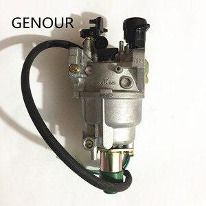 Image 1 - Ruixing carburateur pour moteur GX390, générateur de gaz 5kw, EC6500 188F 389CC, Ruixing meilleure marque avec starter automatique
