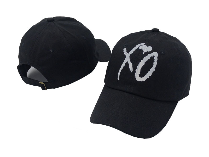 X.O Caps The Newest Dad Hat XO Baseball Cap Snapback Hats High Quality Adjustable Design Women Men The Weeknd Starboy Hats S