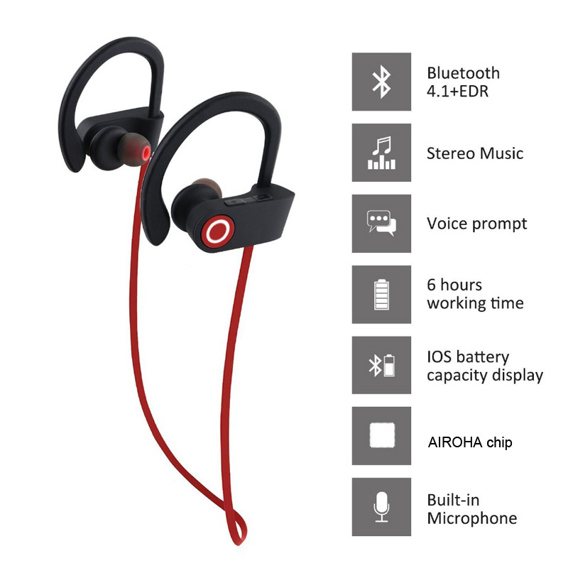 MS-131 Bluetooth Earphone for iPhone xiaomi Android