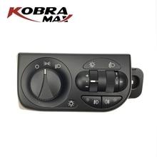 KobraMax Combination Headlight Switch 2170-3709820-10 Fits For Lada Car Accessories kobramax auto professional accessories combination switch headlight switch 52 37692170 3709820 fits for lada car accessories