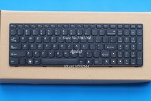 New English Keyboard for Lenovo Ideapad Y580 Y580N Y580A Y500 Y510P Y590 Series US Black Keyboard