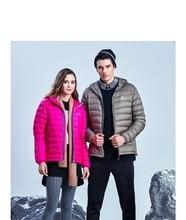 Free shipping white duck Down Parkas light men s winter warm fashion jacket Brand quality jackets
