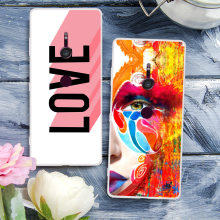 Fashion Cartoon Schilderen Soft Tpu Cover Voor Wiko Lenny 3 Silicon Case Voor Wiko Lenny 3 Lenny3 Bescherm Phone Case Tassen(China)
