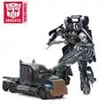 Transformatoren Die Letzten Ritter Schatten Funken Dark Optimus Prime PVC Action Figure Sammlung Modell Puppe Spielzeug Premier Edition