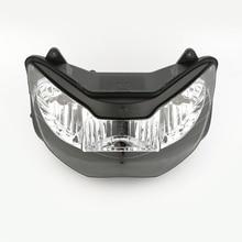 Faro delantero para motocicleta, foco transparente de Honda CBR 929, 900 RR, CBR900RR, CBR929RR, 900RR, 929RR, 2000 2001, 00 01