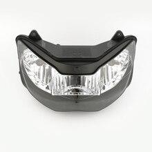Reflektor motocyklowy dla Honda CBR 929 900 RR CBR900RR CBR929RR 900RR 929RR 2000 2001 00 01 motocykl przezroczysta głowica lekka latarka czołowa