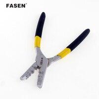 PZ0.25 2.5 PZ1.5 6 PZ0.5 16 PZ10 35 HS 202B mini tipo de friso terminais alicate ferramentas de friso|crimping tool|terminal crimping tool|plier terminals -