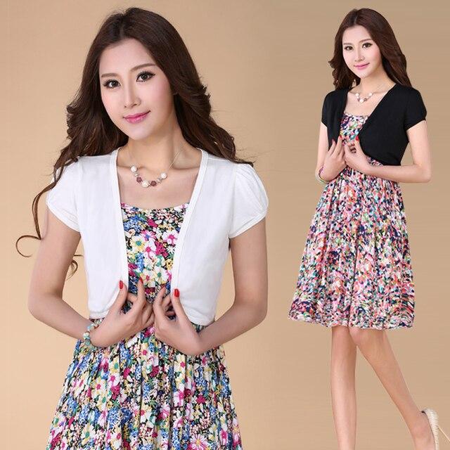 Online Shop 2015 summer cape women's short design coat shrug small ...