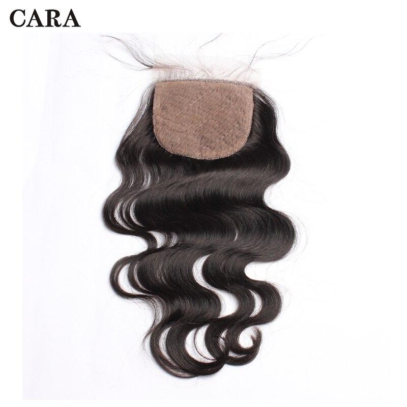 Объемная волна, шелковая основа, кружевное закрытие, 4x4, бразильские виргинские волосы, кружевное закрытие, предварительно выщипанные с дет