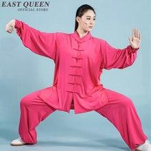 Tai chi uniform chinese women tai chi clothing taichi clothes dragon print kung fu uniform  KK689 W
