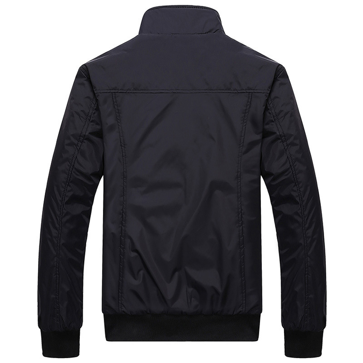 HTB1NXlwbvjsK1Rjy1Xaq6zispXa9 DIMUSI Mens Jackets Spring Autumn Casual Coats Solid Color Mens Sportswear Stand Collar Slim Jackets Male Bomber Jackets 4XL