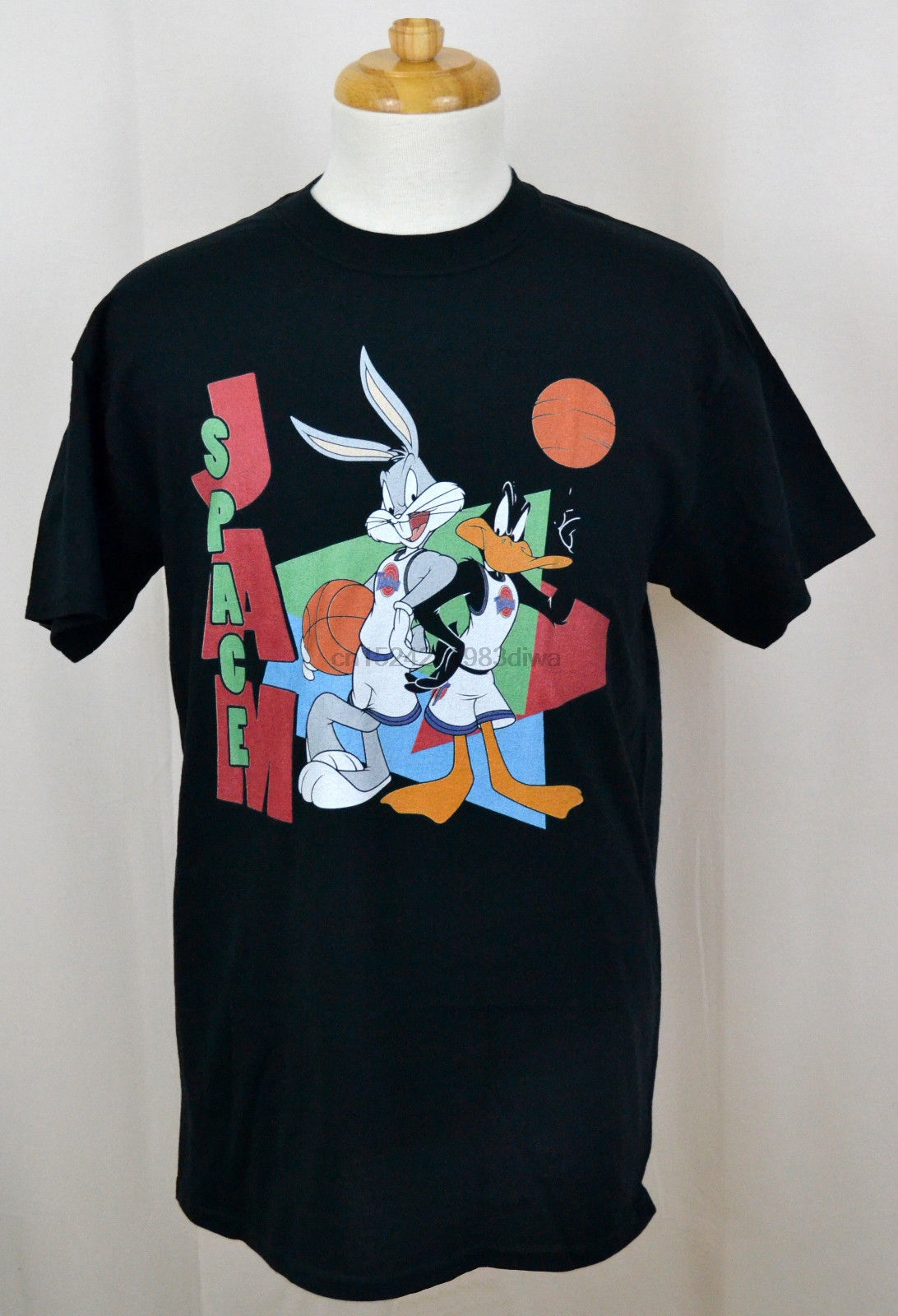 9052d43b60cd1c Buy space jam shirt and get free shipping on AliExpress.com