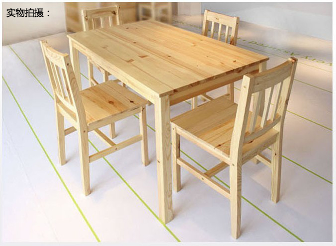 Pine wood dining table cool rustic wood dining table with pine wood dining table gallery of - Ikea rustic dining table ...