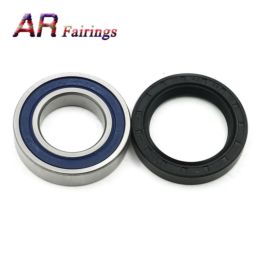 All Balls Wheel Bearing and Seal Kit Rear Honda TRX500//TRX350//TRX400//TRX450