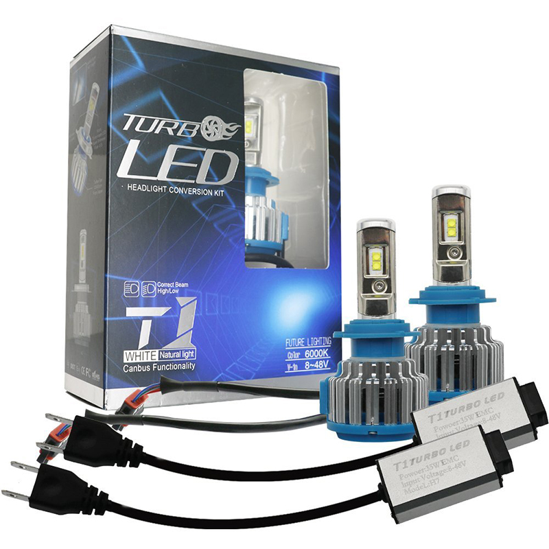 JKCOVER Auto Scheinwerfer lampen H4 H7 H11 H1 H3 9005 9006 9012 für autos Nebel Lichter led lampe 70 watt 7000LM H13 9007 9004