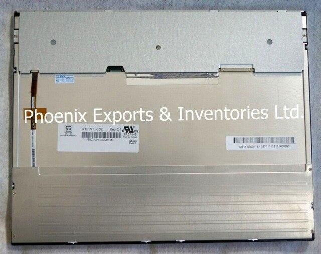 """G121S1 L02 REV. C1 C2 12.1 """"LCD panel wyświetlacza G121S1 L02"""