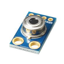 1PC MLX90614ESF AAA Non-contact Human Body Infrared IR Temperature Sensor Module For Arduino
