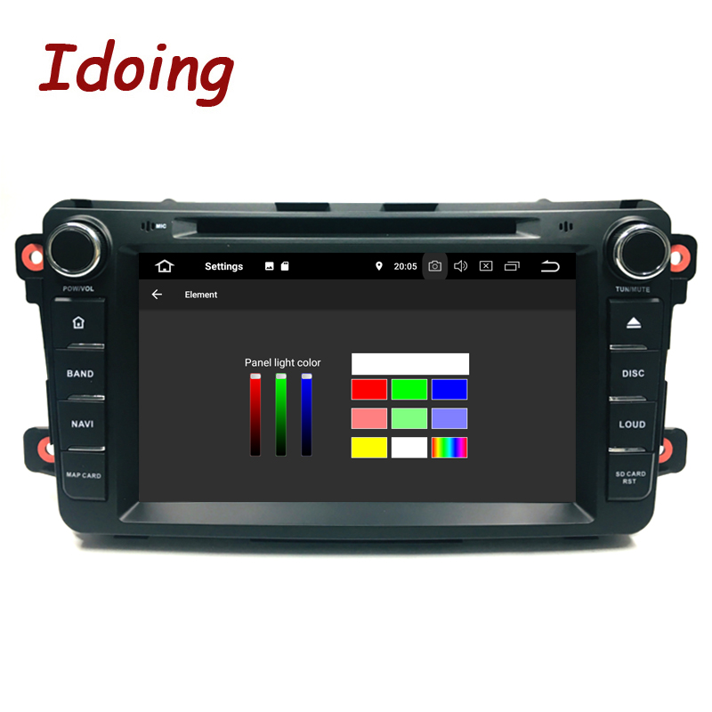 Android8.0 Navigation Radio Link