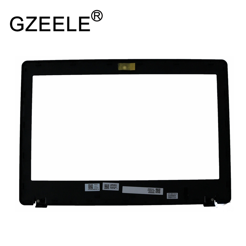 "GZEELE new for Acer Chromebook C720 LCD Front Bezel case cover EAZHN004010 ""B"" 60.SHEN7.004 11.6"