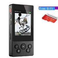 XDUOO X3II X3 II AK4490 USB DAC Bluetooth Portable HD LosslessWAV/ FLAC Music Player DSD128 Hiby Link In line Remote Control
